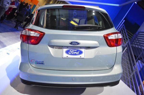 Forddan güneş enerjisi ile çalışan araç!
