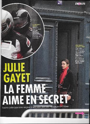 Fransız dergiden Cumhurbaşkanının gizli aşkının fotoğrafları