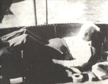Atatürkün yatı Savarona