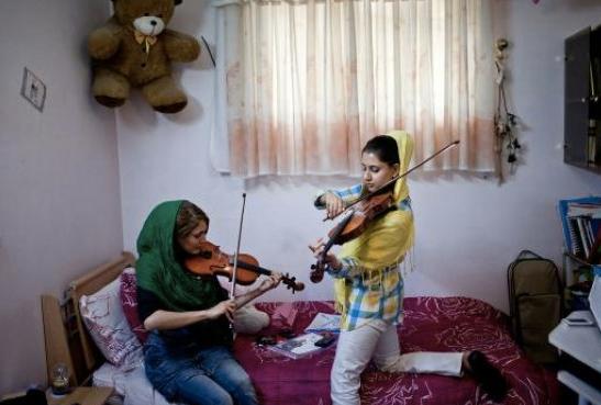 İranda sosyal hayat