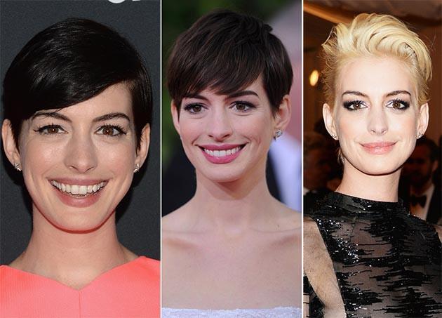 Ünlülerin son moda kısa saç modelleri