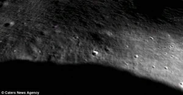 Ayda heyecanlandıran keşif !