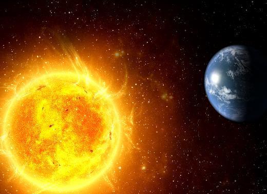 Güneşle ilgili bilinmeyenler