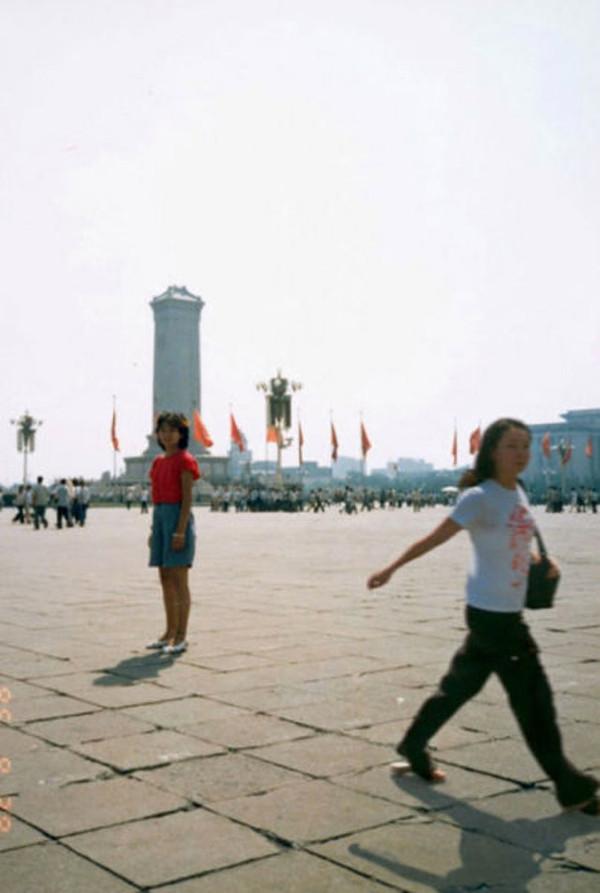 Kendi geçmişinde turist olmak