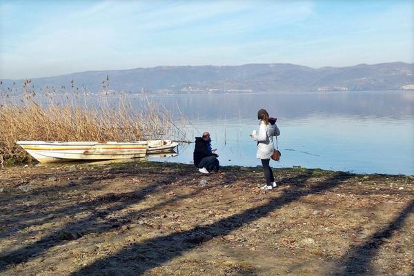 Sapanca Gölünün ölümüne 50 santimetre kaldı