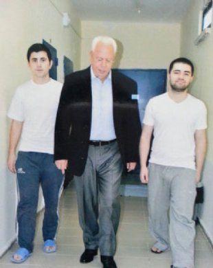 İşte Garipoğlunun cezaevi fotoğrafları