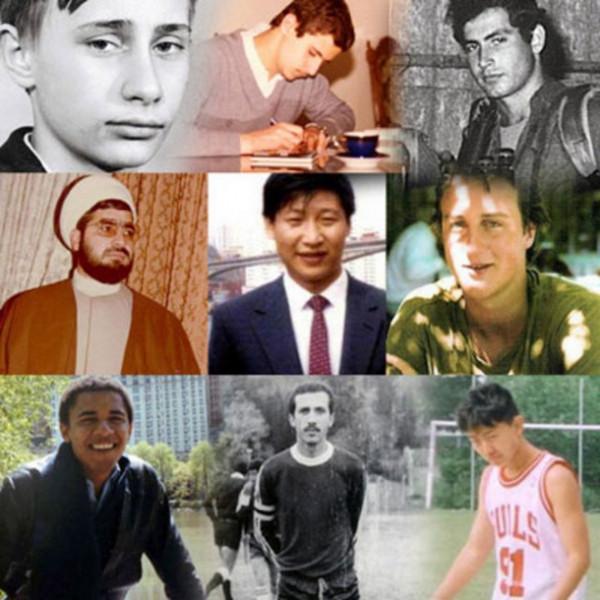 Dünya liderleri 20li yaşlarda ne yapıyorlardı?