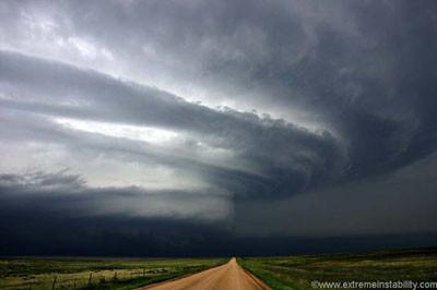 İşte en ilginç fırtına fotoğrafları