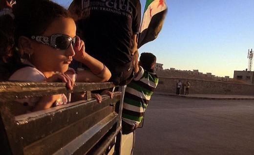 Suriyedeki çocuklar böyle yaşıyor