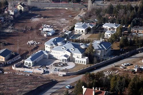 Ankaradaki bu malikane Fethullah Gülen için mi yapıldı?