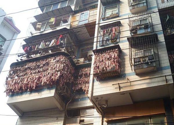 Bu apartman görenlere pes dedirtiyor
