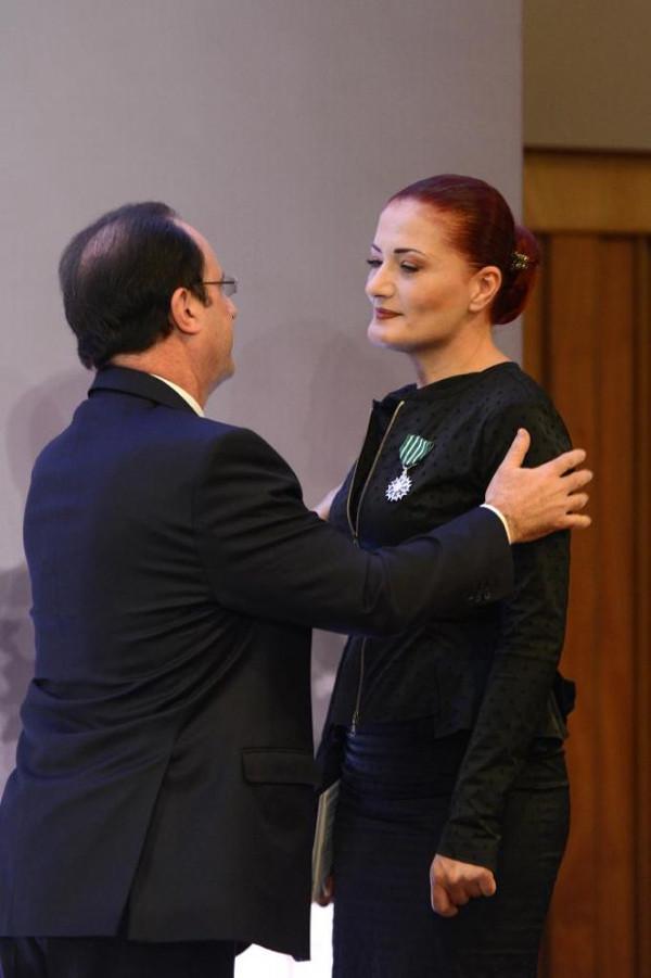 Hollandedan Candan Erçetin´e nişan