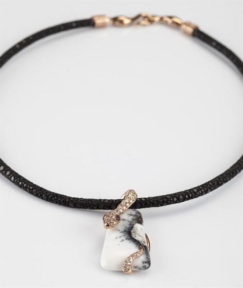 Olcayy Mücevher, vatoz balığından ilham aldı...