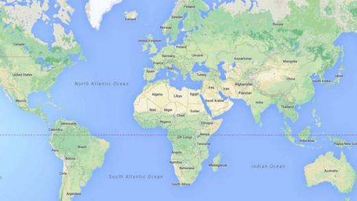 Google aramalarında ülkelerle ilgili çarpıcı bilgiler