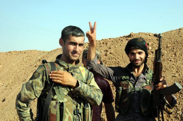 Kürtler özerklik ilan etti