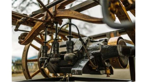İşte Porsche'nin 116 yıllık atası