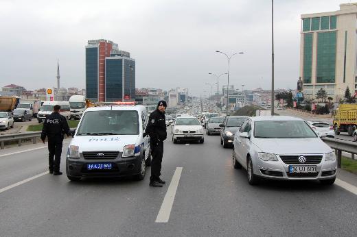 İstanbul Maltepede kovan nöbeti