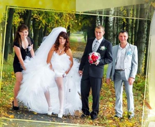 Düğün fotoğrafınız nasıl olmamalı?
