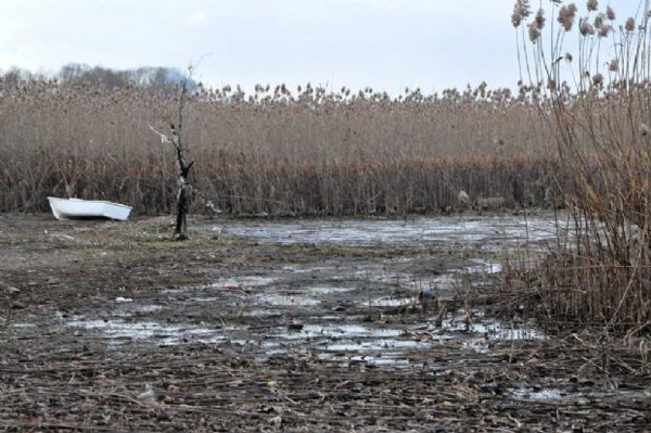 Sapanca Gölü böyle görüntülendi