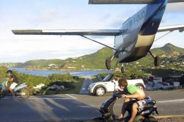 Bu havalimanlarına her pilot inemez