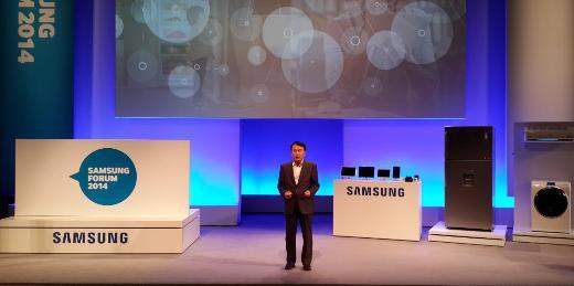 Samsung yeni ürünlerini tanıttı