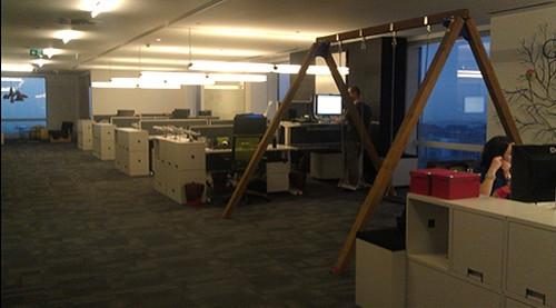 İşte Googleın çılgın İstanbul ofisi