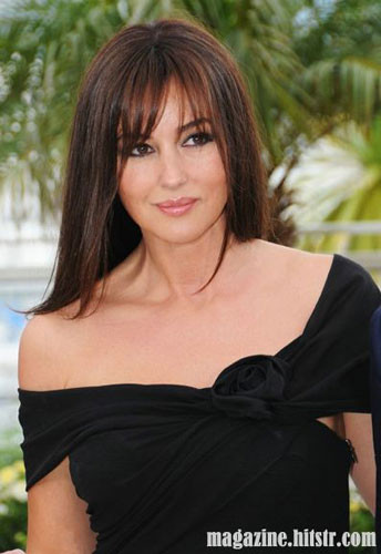 Monica Bellucci Cannes Film Festivalinde