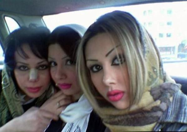 Facebook'un İran'lı güzelleri