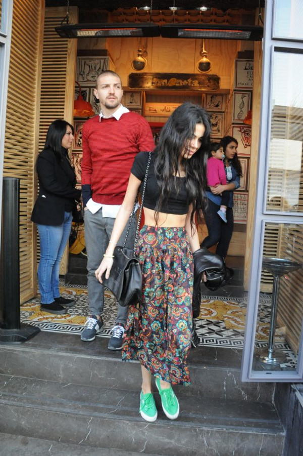 Caner ve Asena Berkayla karşılaşınca...