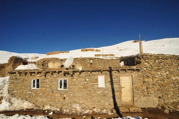 İşte küçük Muharremin yaşadığı ev