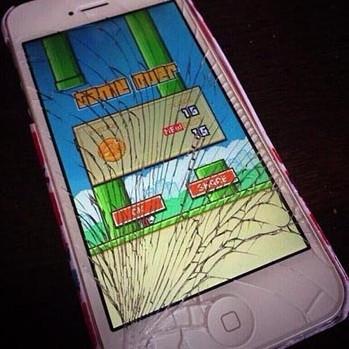 Flappy Bird hastalığı!