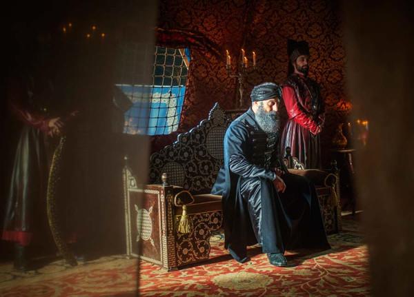 İşte Şehzade Mustafa'nın ölüm anı
