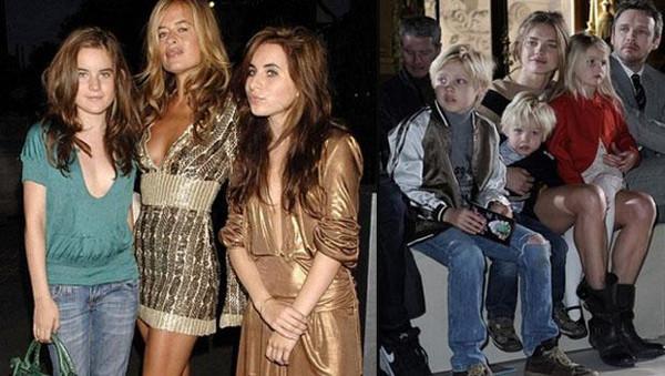 Erken yaşta çocuk sahibi olan ünlüler