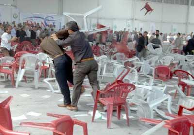1. Kayseri Meydan Savaşı!