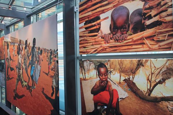 Afrika'dan 'eksik' kareler