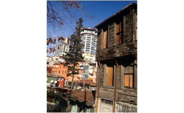 İstanbulun değişen silueti