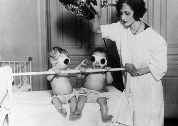 Eski hastanelerden inanılmaz görüntüler