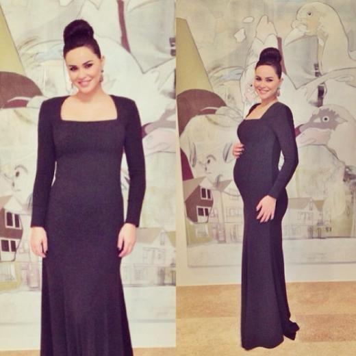 Zeynep Demirel bebeğinin fotoğrafını paylaştı