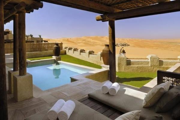 Dünyanın 10 'olağanüstü' oteli