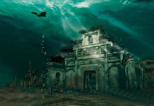 Çin'in kayıp şehri, turistlerin rotası olacak