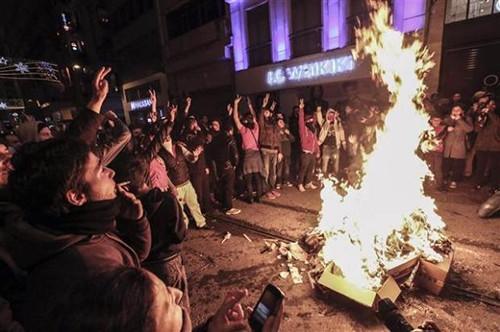 Yabancı ajansların gözünden Taksim müdahalesi