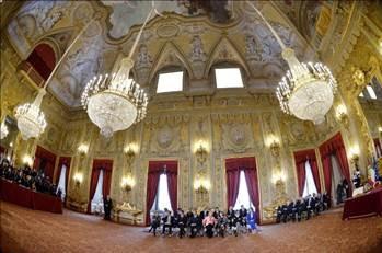 İtalya'yı kadınlar yönetecek
