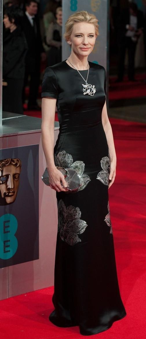Cate Blanchett'ın Chopard kolyesi