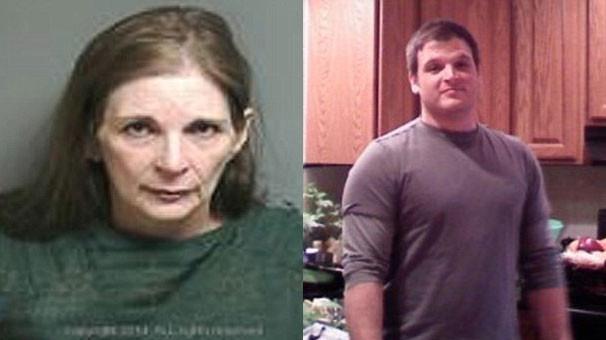 Katil anne oğlunu doğradı