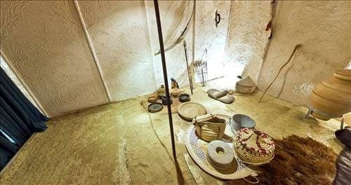 Hazreti Muhammed'in evi böyleydi
