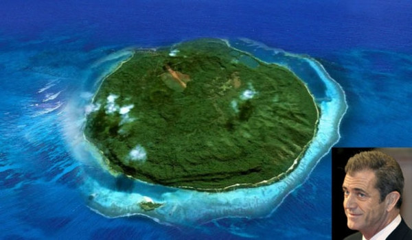 İşte özel ada sahibi zenginler!
