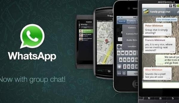 WhatsApp'da konuşma da olacak!