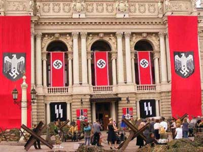 Nazi kenti şoku