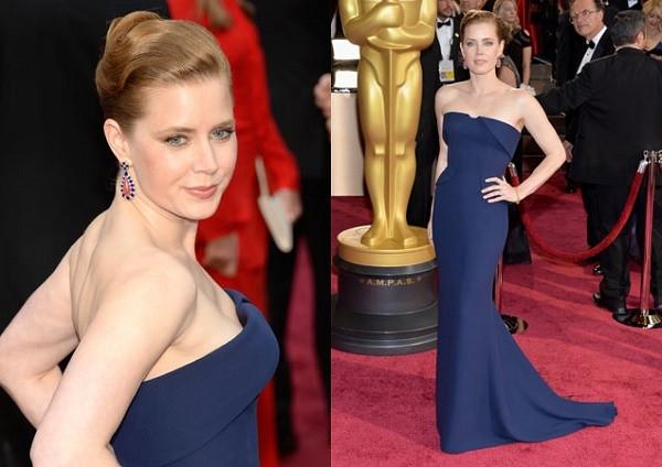 86. Oscar Töreni'nin en şık mücevherleri