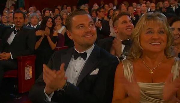 Leonardo Dicarprio'nun Oscar dramı